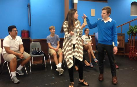 First Saint Stephen's improv show hits the stage