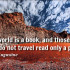Travel quote!