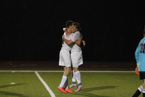Varsity boys soccer cruises past Canterbury; heads to regional semifinal