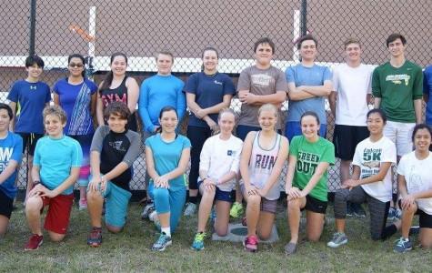 New crew team rows into Saint Stephen's