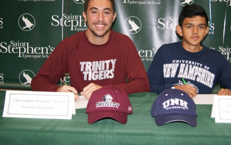 Colacci, Morrish, and Westberry commit to play college ball