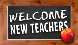 New school year, new teachers
