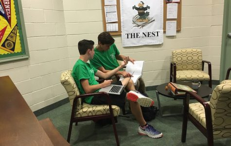 The Nest is the best: past and present senior gifts unwrapped