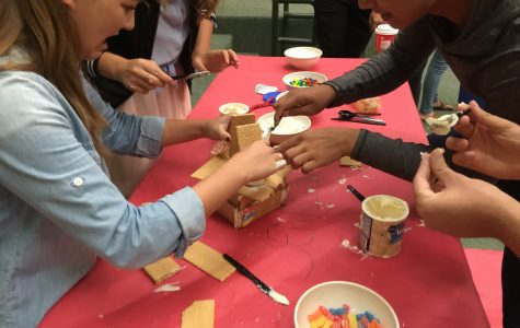 Student Council hosts holiday spirit event
