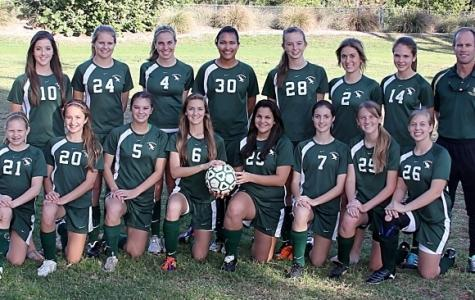 Varsity soccer girls' season exceeds expectations