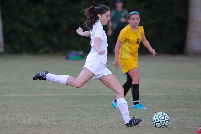Mid season update on Varsity Girls' Soccer team
