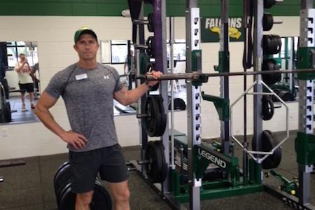 Same school new job: Coach Shultes
