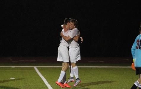 Varsity boys soccer cruises past Canterbury; heads to regional semifinal