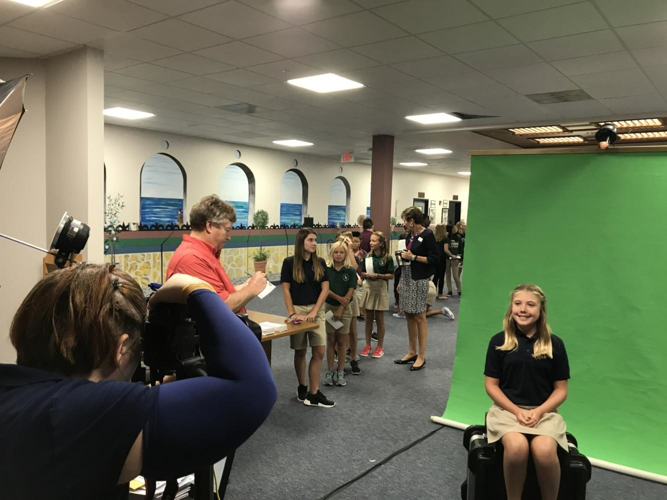 Photo of the Day: Picture Day at SSES!