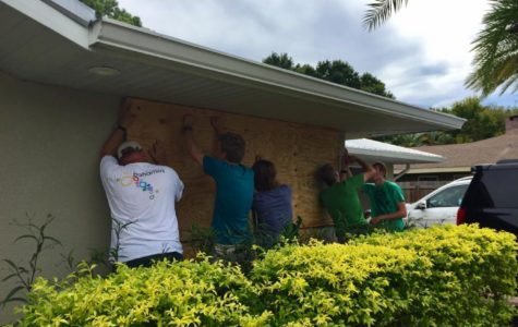Life without power: the week after Irma