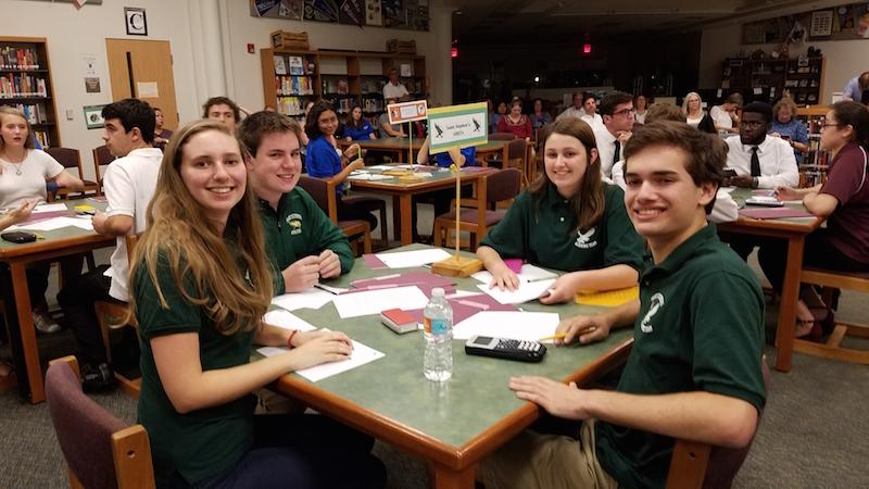 Academic Dream Team: Falcons win Braden River meet