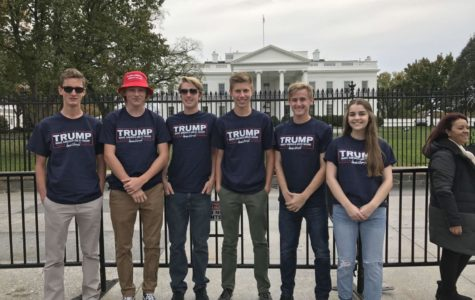 Photo of the Day: Princeton Model Congress travels to Washington, D.C.