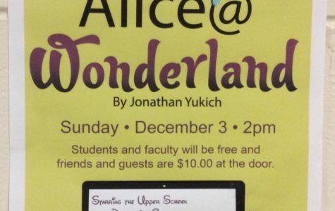 """Don't miss """"Alice @ Wonderland"""" this week"""