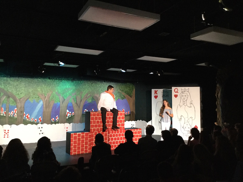 Alice@Wonderland video: Select scenes of the new production are a big hit