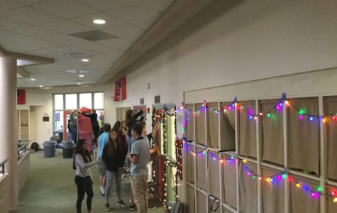 Video of the Day: Door Decoration Competition full video