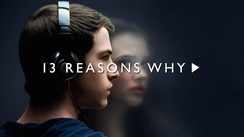 13 Reasons Why, originally a novel, was