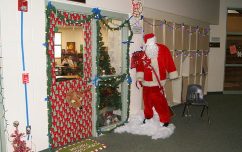 Candy Cane Grams, Door Decor Contest, and more