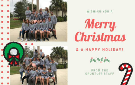 Merry Christmas! From the Gauntlet Staff
