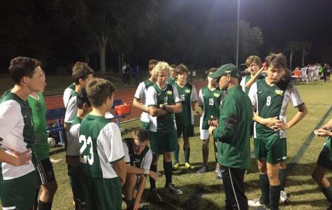 Boys varsity soccer kicks off; remains undefeated