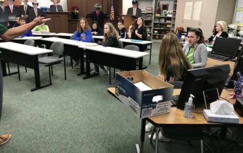 Photo of the Day: Moving up day for 8th grade