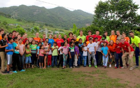 Falcons in Nicaragua: Student documentary brings Nicaragua IQ trip to life