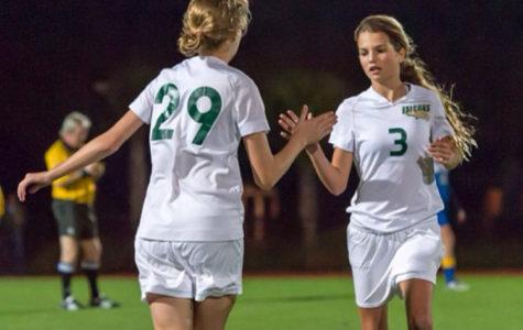 Girls Soccer takes on Booker High School for senior night