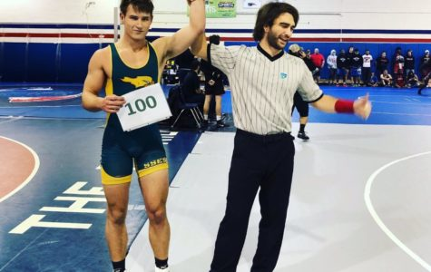 Photo of the Day: This weekend's wrestling tournament