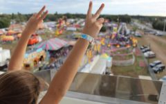 The winning picture for the 2017 photography contest at the Manatee County Fair. The winning photo was taken by Sophomore Katie Carlsen.
