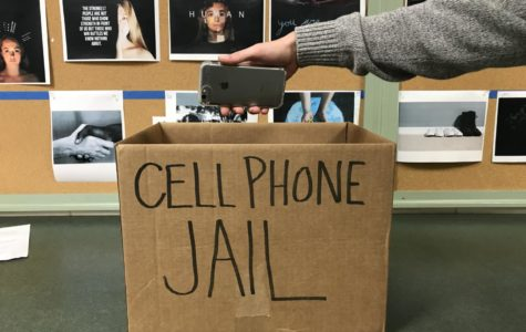 """A week without cell phones: a recap of Saint Stephen's """"social experiment"""""""