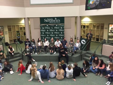 Photo of the Day: STUCO Announces Winter Informal