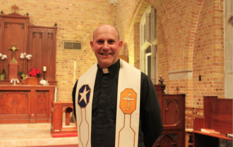 Between the bells: Getting to know Rev Rich, the new school chaplain