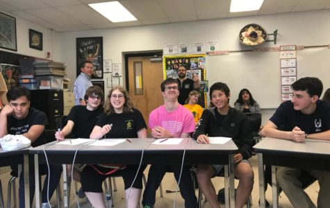 Latin Club crushes competition at the regional Latin forum