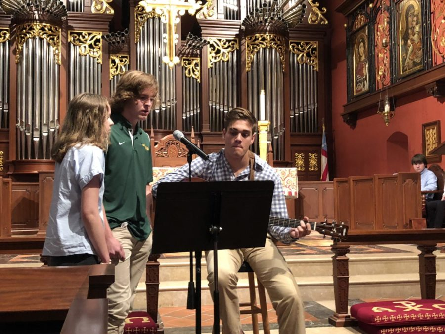 The future of chapel is in your hands, according to Student Vestry