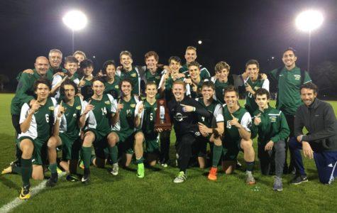 Photo of the day: Varsity boys soccer earns breath-taking win over ODA