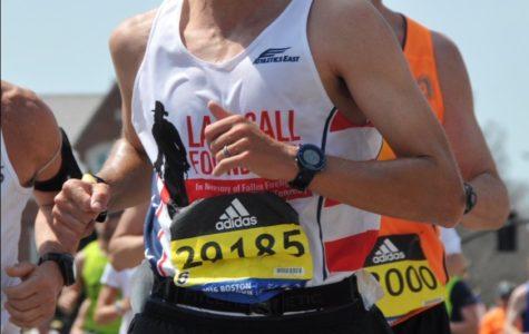 Señor Wolcott featured in Herald Tribune; will run 20th Boston Marathon