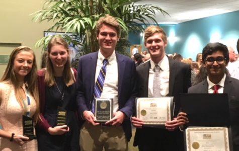 Saint Stephen's students honored by Bradenton Herald