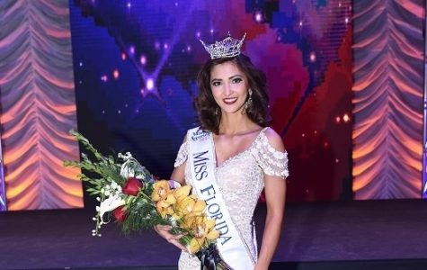 Photo of the Day: Miss Florida comes to SSES