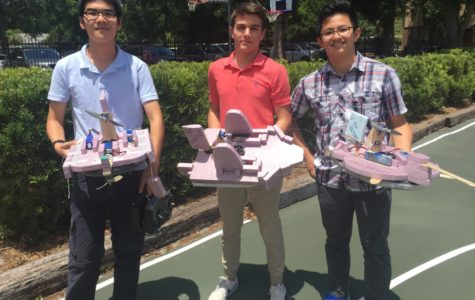 """Photo of the Day: """"Battle Bots"""" takes over campus Thursday"""