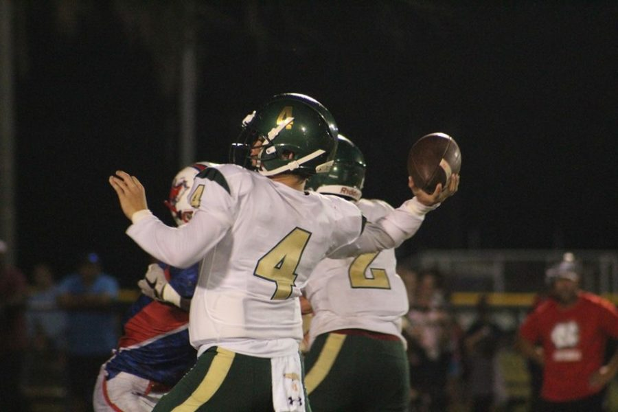 Gallery of the Day: Football game vs. Northside Christian