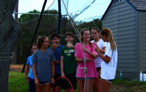 Gallery of the Day: Freshman retreat