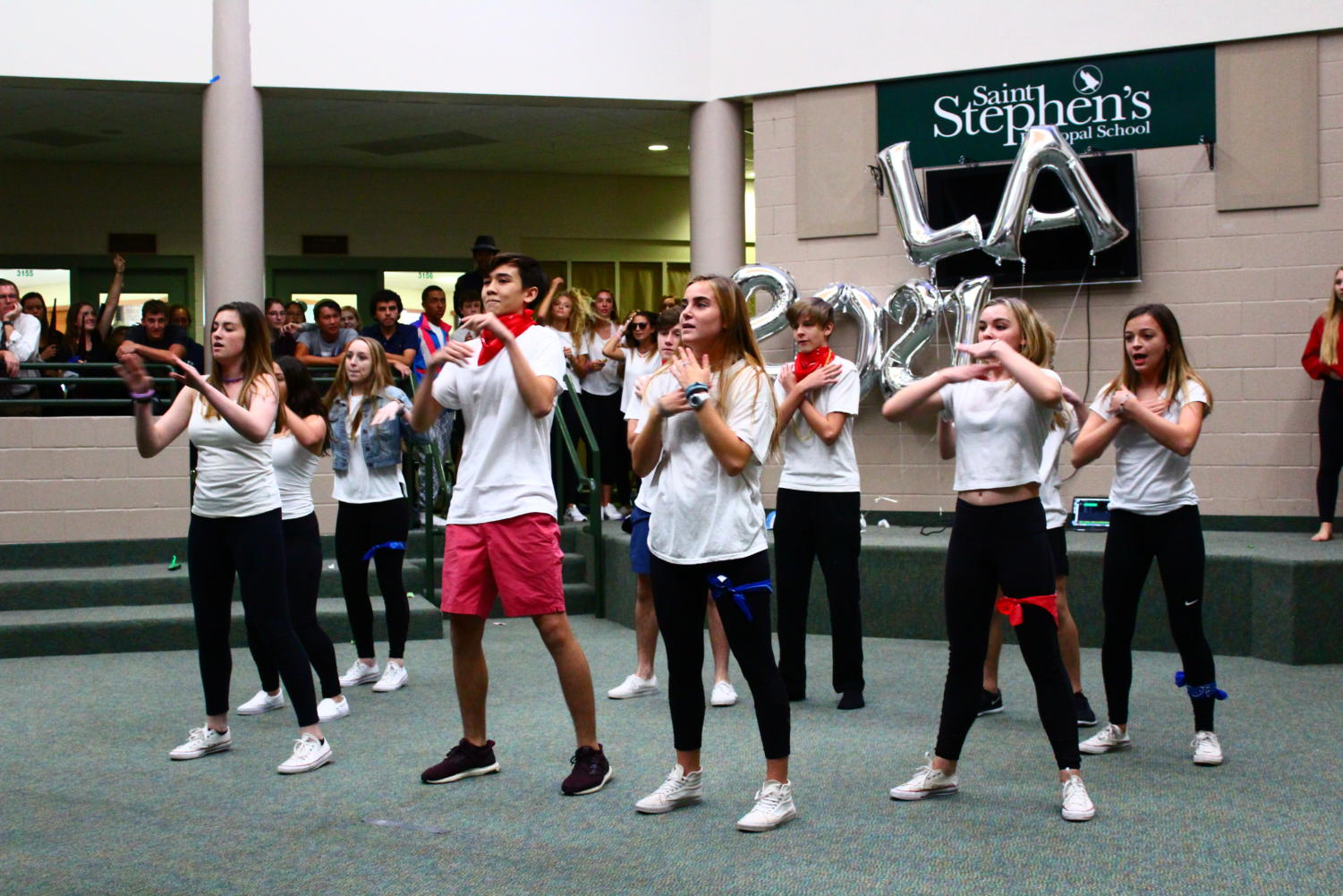 Sophomores in last year's Dance-Off nearly took the win.  But one never knows in this competitive event.