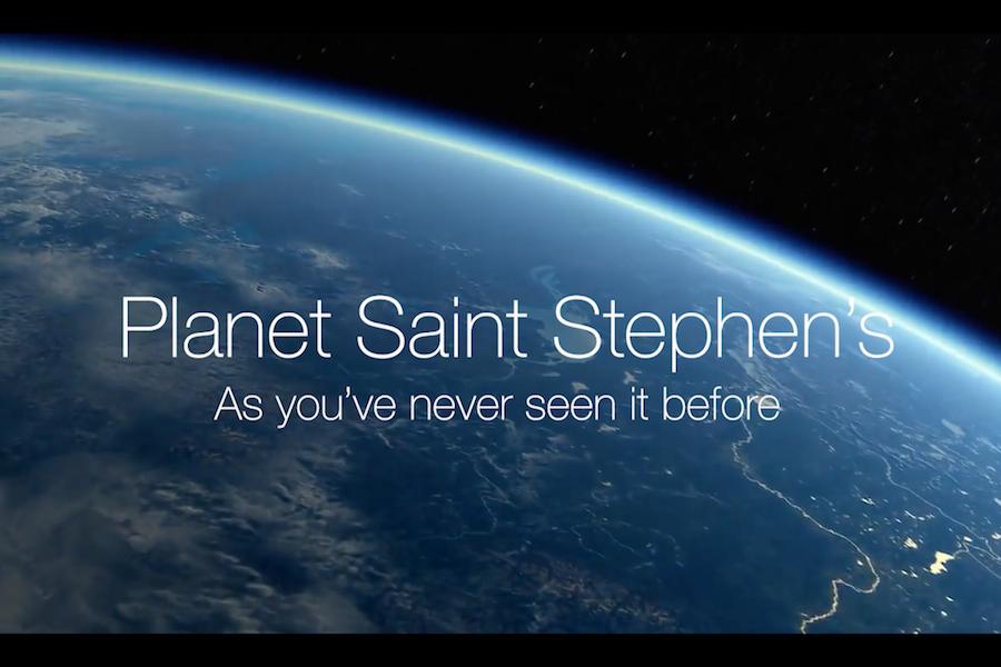 Planet Saint Stephen's