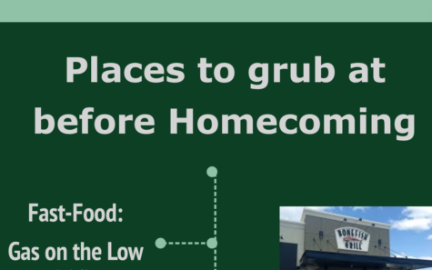 Need a spot to chow-down before Homecoming?