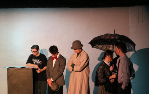 """Gallery of the Day: shots from the dress rehearsal production """"Our Town"""""""