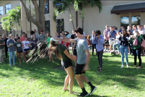 Video: Student Council Pie Day!