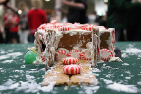 Gallery of the Day: Gingerbread House and Candy Cane Challenge spirit competition