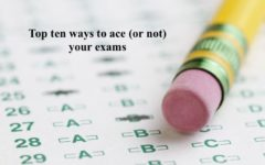 Top ten study techniques to ace your exams