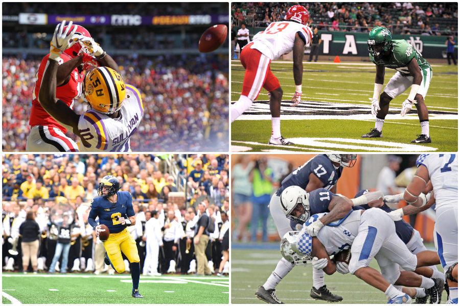 A reflection of this year's CFB season.