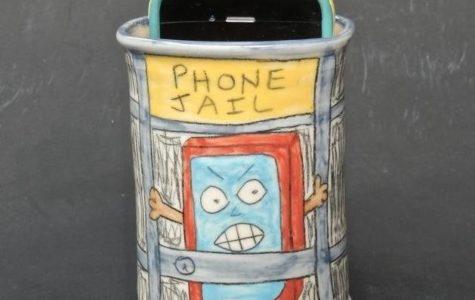 Cell phones sentenced to a week in jail, again!