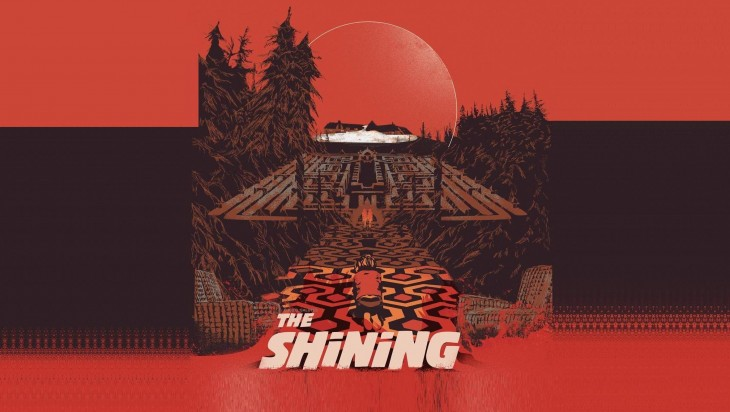 Watch this bad boy: Stanley Kubrick's The Shining